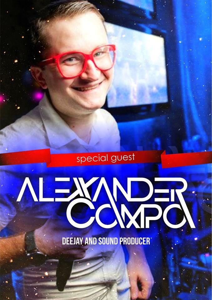 DJ Alexander Compo