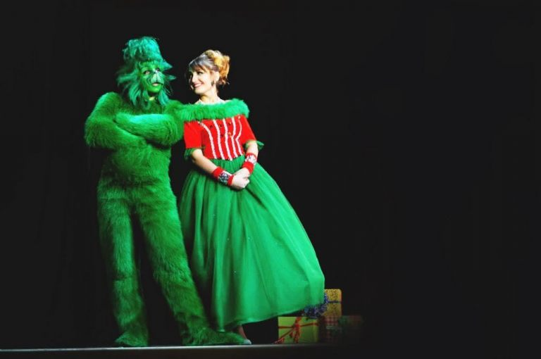 Musical and dance plays for kidsAmazing GrinchPeter PanSnow White