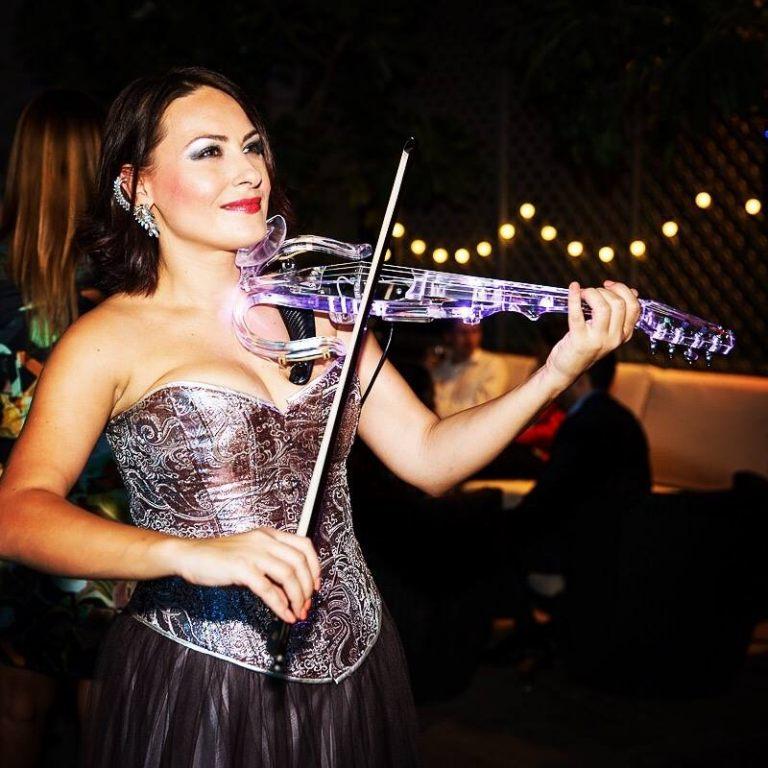 Violinist 8
