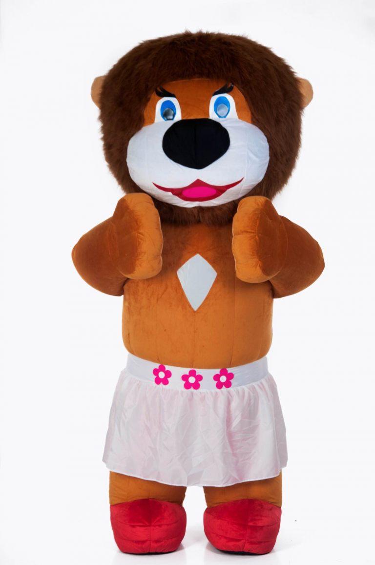 Lion_girl