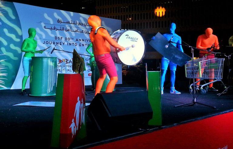 Fun Drummers