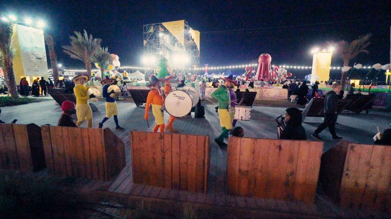 Drum's Parade