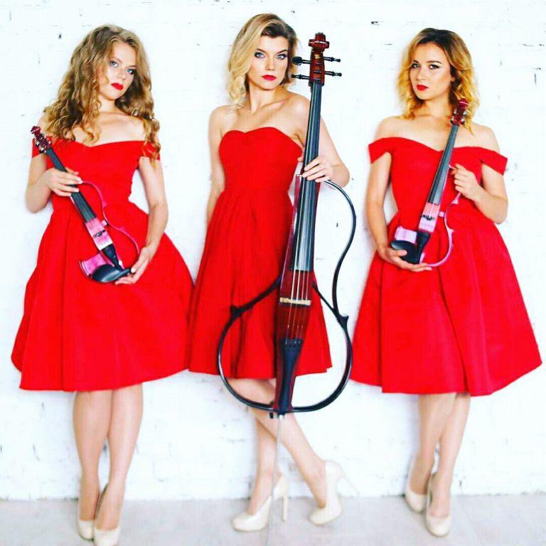 Euphoria music trio